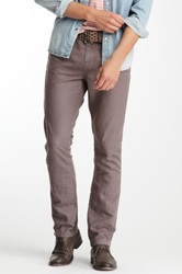 Stitch's Jeans Barfly Slim Fit Pant Gray
