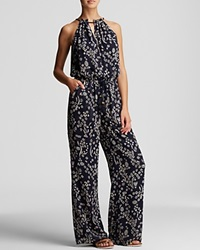 Tory Burch Atelier Jumpsuit Swim Cover Up Tory Navy Atelier