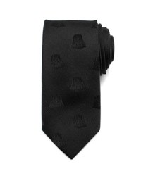 Cufflinks Inc. Star Wars Darth Vader Tie Black Pattern