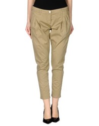 Re Hash Casual Pants Sand