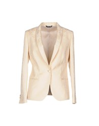 Brian Dales Suits And Jackets Blazers Women Salmon Pink