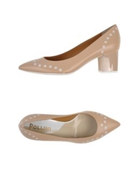 Pollini Pumps Skin Color