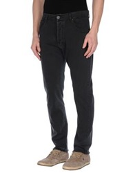 Novemb3r Casual Pants Slate Blue