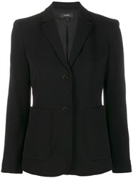 Theory Fitted Jacket Black