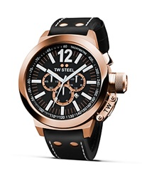 Tw Steel Ceo Canteen Rose Gold Pvd Watch 45Mm No Color