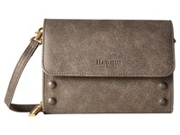 Hammitt Lucas Embossed Pewter Gold Handbags