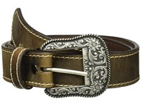 Ariat Classic With Heavy Stitch Belt Brown Belts