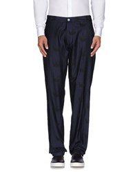 Uniforms For The Dedicated Trousers Casual Trousers Men Dark Blue