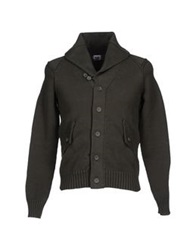 C.P. Company Cardigans Military Green
