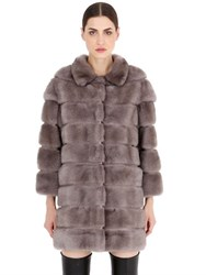 Simonetta Ravizza Transformable Mink Fur Coat