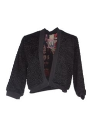 Rose' A Pois Blazers Dark Brown