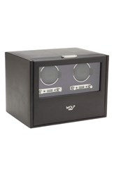 Wolf Blake Double Watch Winder And Case