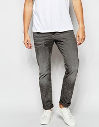 G Star G Star Jeans 3301 Tapered Fit Coloured Sandford Twill Overdyed Gsgrey