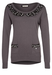 Giorgia And Johns Jumper Grey