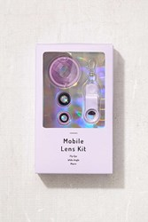 Urban Outfitters Universal Mobile Lens Kit Lavender