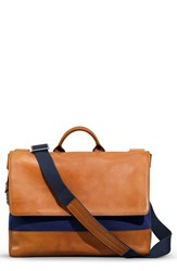 Men's Shinola 'Flap' Messenger Bag