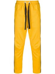 Iceberg Loose Fitted Trousers Yellow