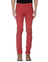 L.B.M. 1911 Casual Pants Brick Red
