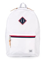 Herschel Supply Co. 'Heritage' Backpack White