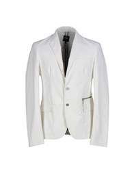Cnc Costume National C'n'c' Costume National Blazers Ivory