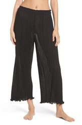 Lacausa Mika Pleated Lounge Pants Tar