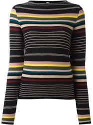 Antonio Marras Striped Sweater Multicolour
