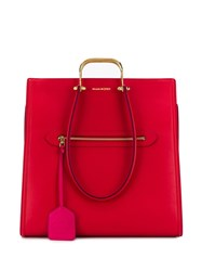 Alexander Mcqueen The Tall Story Tote 60