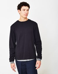 The Hundreds Oak Pullover Sweatshirt Black