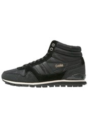 Gola Ridgerunner Ii Hightop Trainers Black
