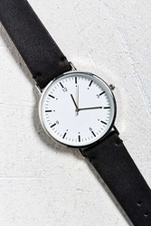 Urban Outfitters Uo Simple Black Watch