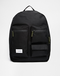Farah Vintage Backpack Black