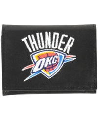 Rico Industries Oklahoma City Thunder Trifold Wallet Black