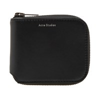 Acne Studios Kei S Wallet Black