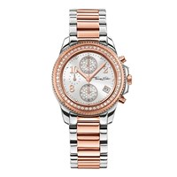 Thomas Sabo Glam And Soul Two Tone Chronograph Watch