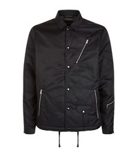 Allsaints Morro Jacket Male Midnight