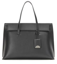 Tom Ford Serena Day Leather Tote Black