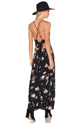Flynn Skye Adaline Maxi Dress Black