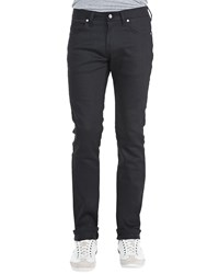 Naked And Famous Skinnyguy Power Stretch Jeans Black