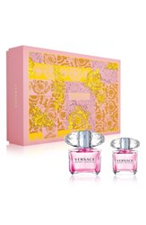 Versace Bright Crystal Eau De Toilette Set 152 Value No Color