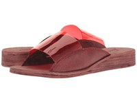 Free People Daybird Mini Wedge Raspberry Women's Wedge Shoes Pink