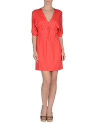 Twin Set Simona Barbieri Cover Ups Red