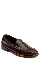 G.H. Bass Men's And Co. 'Larson Weejuns' Penny Loafer Burgundy
