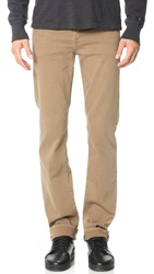 7 For All Mankind Luxe Performance Slimmy Jeans Sand