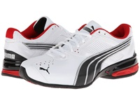 Puma Tazon 5 Nm White Black Ribbon Red Men's Running Shoes