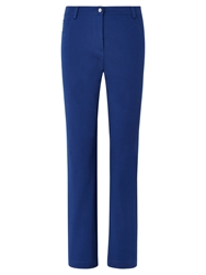 Viyella Long Smart Jeans Cobalt