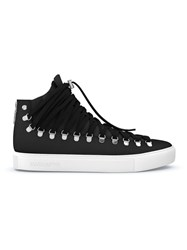 Swear Redchurch Fast Track Customisation Calf Leather Nappa Leather Suede Rubber Black
