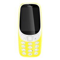 Nokia 3310 Mobile Phone 16Mb 2G 2.4 Qvga Yellow
