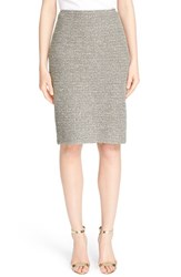 Women's St. John Collection 'Moorisha' Knit Pencil Skirt