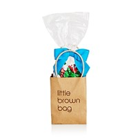 Bloomingdale's Little Brown Bag Candy Trees And Snowmen No Color