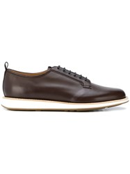 Church's Watford Lace Up Shoes Brown